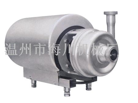 离心泵 流量3~40t|卫生级管件|温州市海川机械厂
