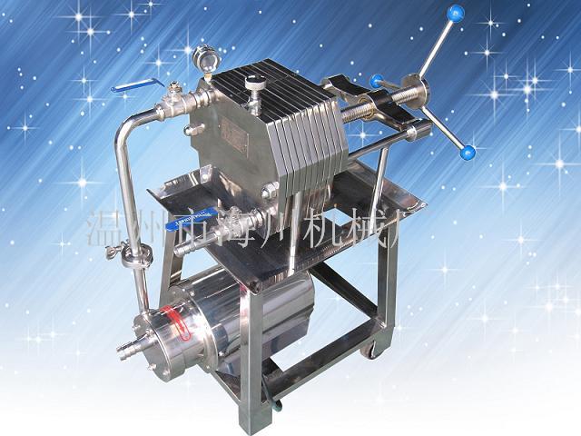 板框式过滤器 hcpft|板框式过滤器|温州市海川机械厂